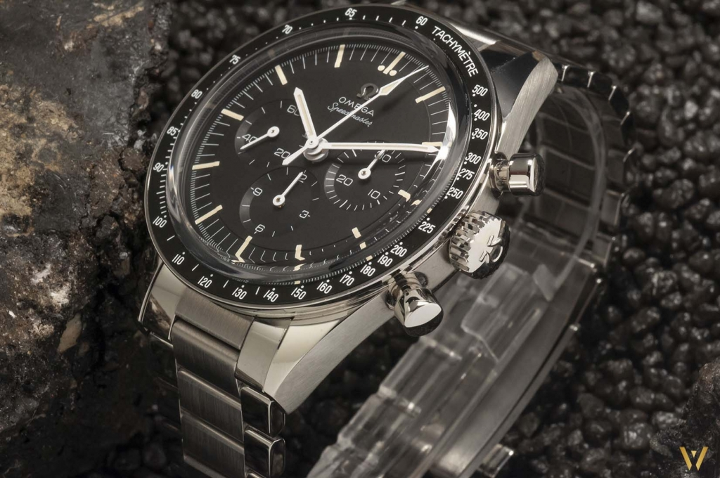 Profile of the Omega Speedmaster Moonwatch Caliber 321