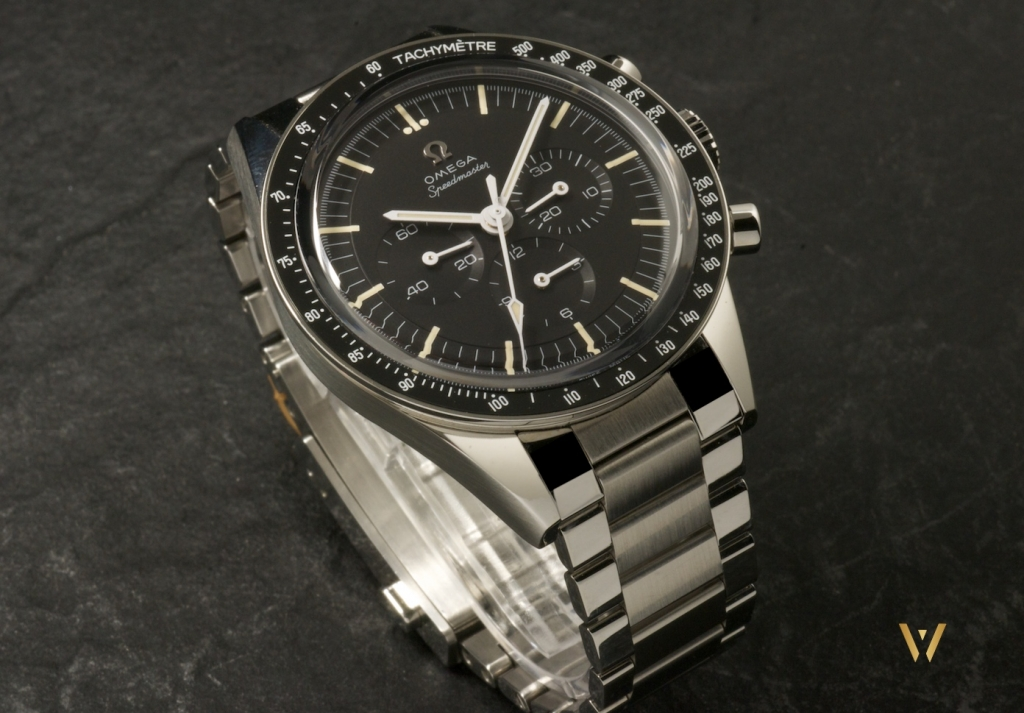 A must-have: Omega Speedmaster Moonwatch Caliber 321