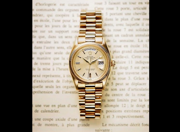 Rolex Day-Date vintage model