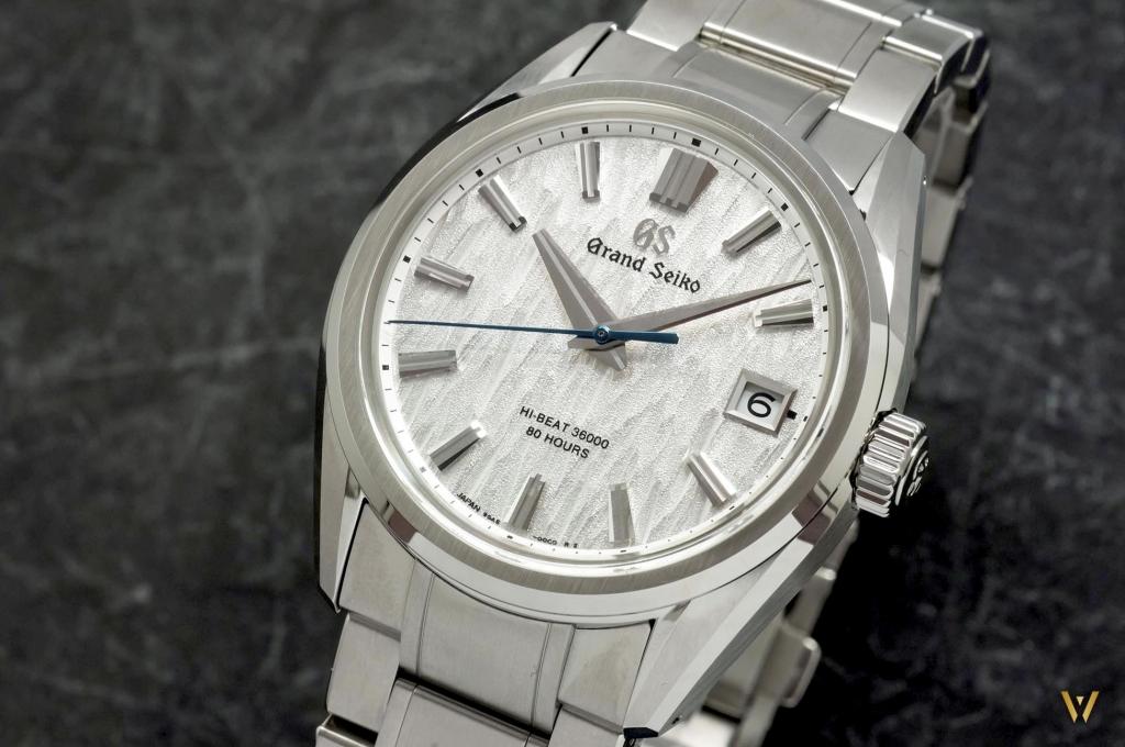 Elegant and sporty watch Grand Seiko SLGH005