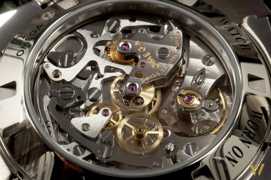 caliber 1863 - Omega Speedmaster Moonwatch