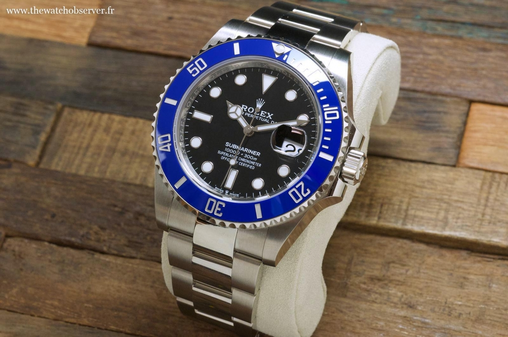 Luxury dive watches: the new Rolex Submariner 41
