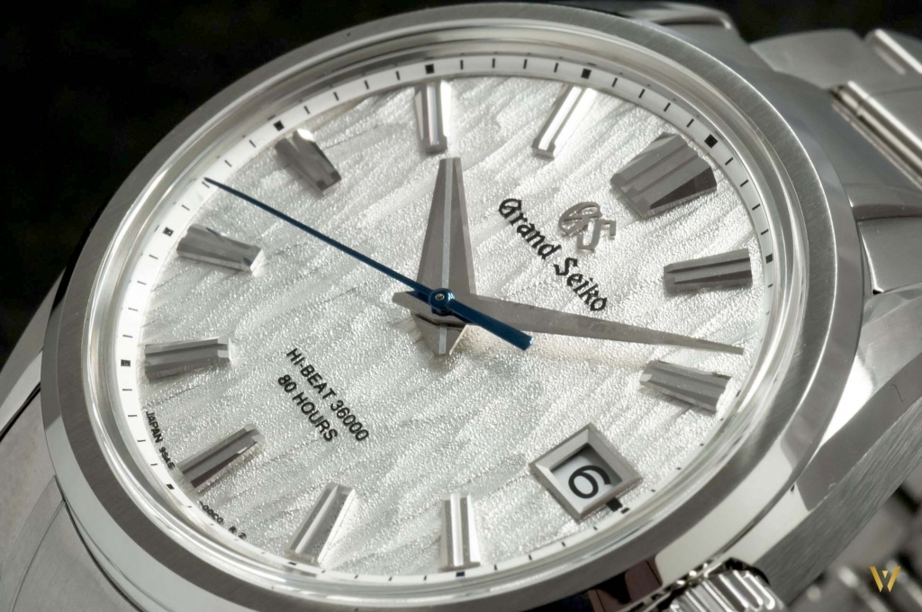 Everything about the Grand Seiko SLGH005 Hi-Beat Series 9