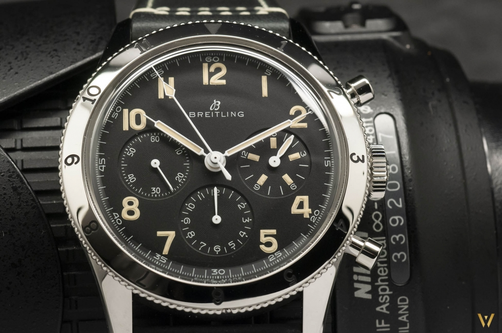 Chrono Breitling AVI 765 1953 Re-Edition - limited edition