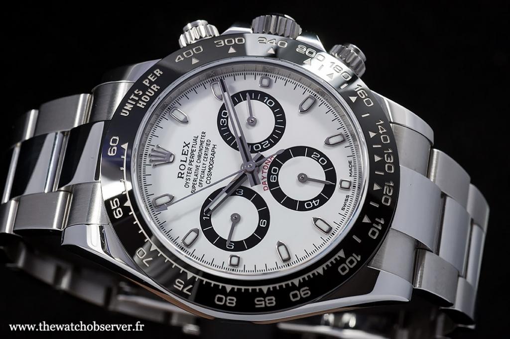 Discover the Rolex Cosmograph Daytona 116500LN