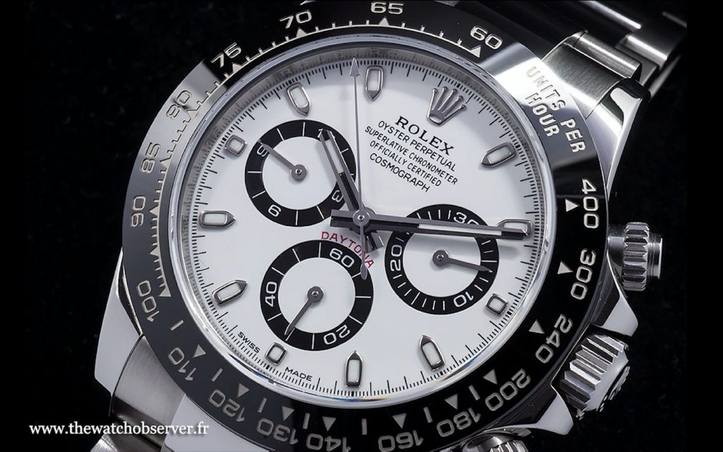 Rolex Daytona Steel Black Bezel: review of the 116500LN ref