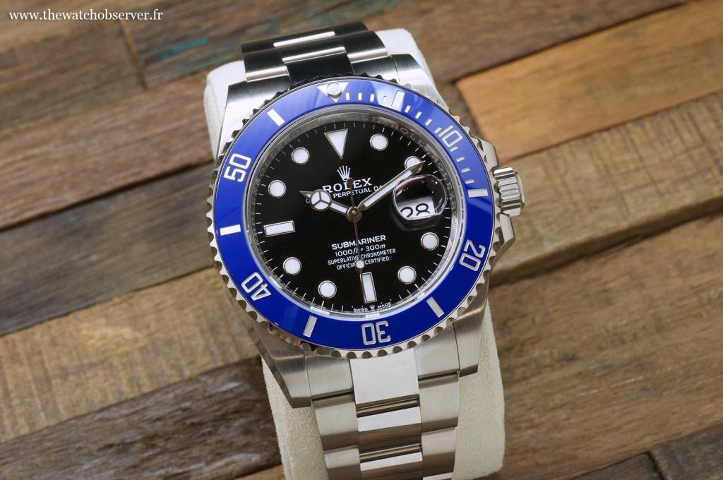 Dive watch: the new Rolex Submariner 41