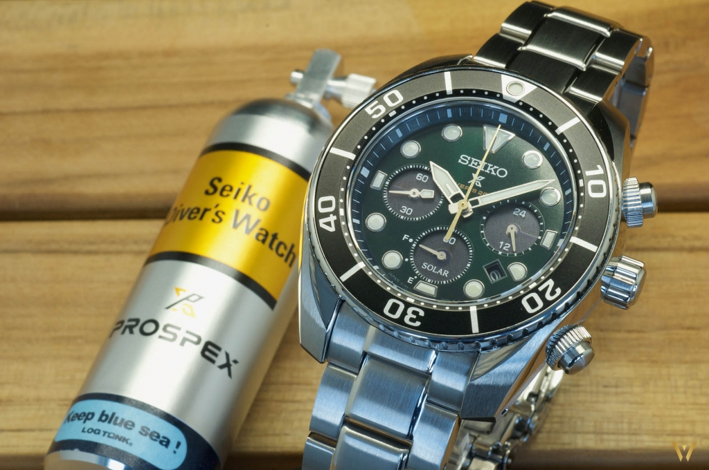 Seiko SSC807 140th anniversary: Live photos and price