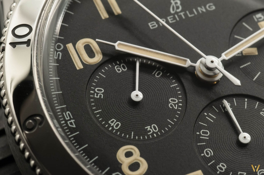 Breitling AVI 765 1953 Re-Edition - Sub-counters