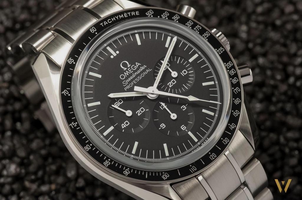 The watch oh NASA astronauts: Omega Speedmaster Moonwatch