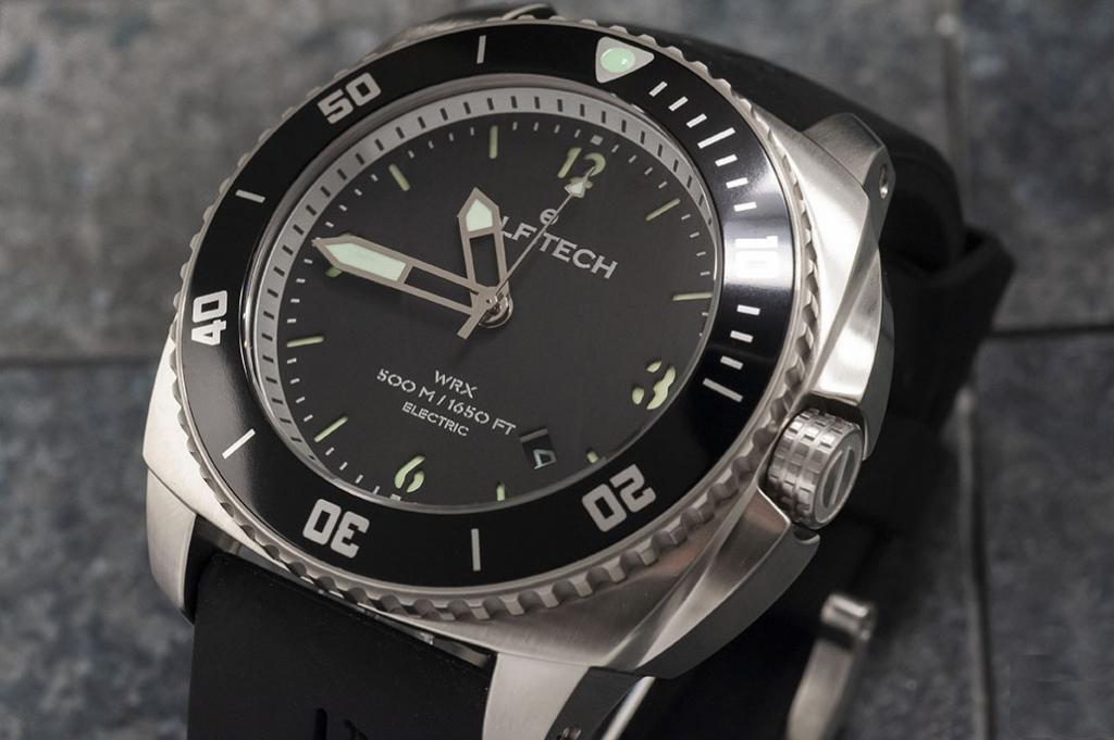Ralf Tech WRX Electric Original black dial