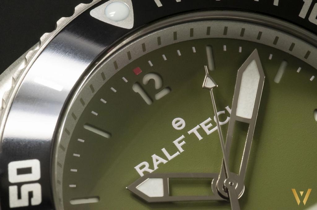Rhodium plated hands - Ralf Tech WRX Electric Original