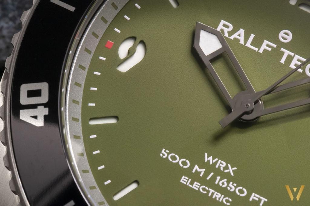 Macro shot of the Ralf Tech WRX Electric Original Tundra