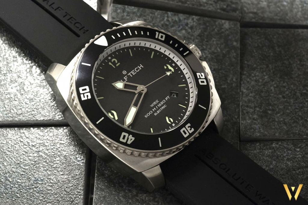 French watch - Ralf Tech WRX Electric Original