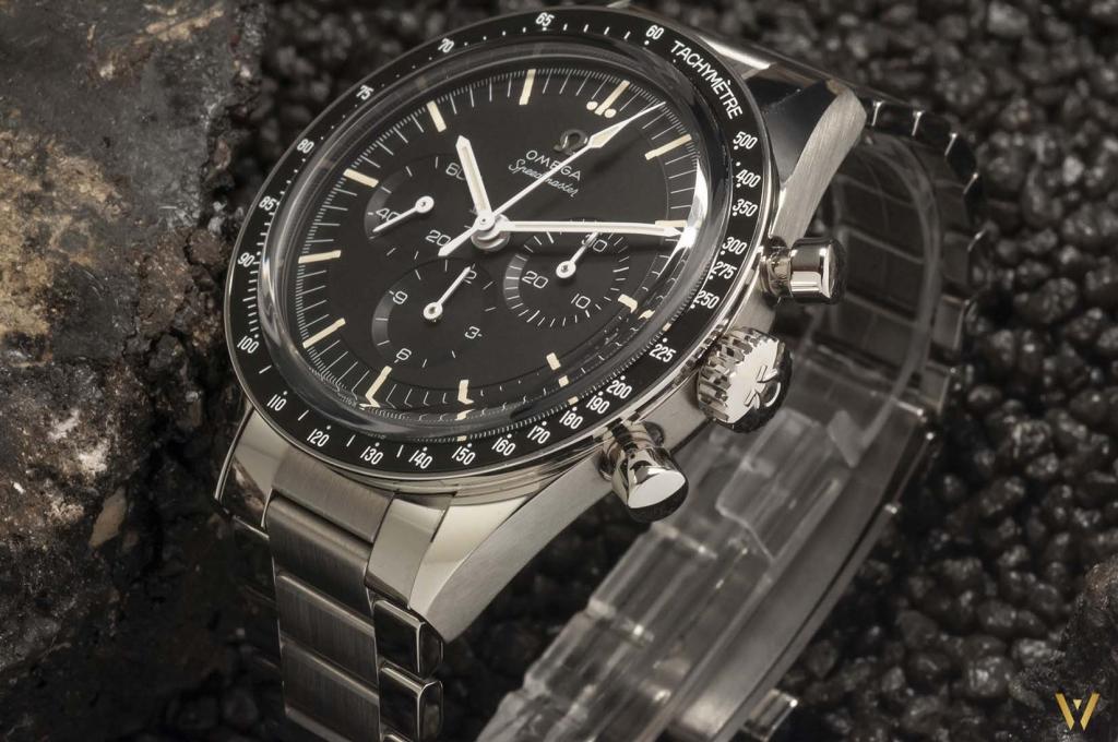 Profile of the Omega Speedmaster Moonwatch Caliber 321