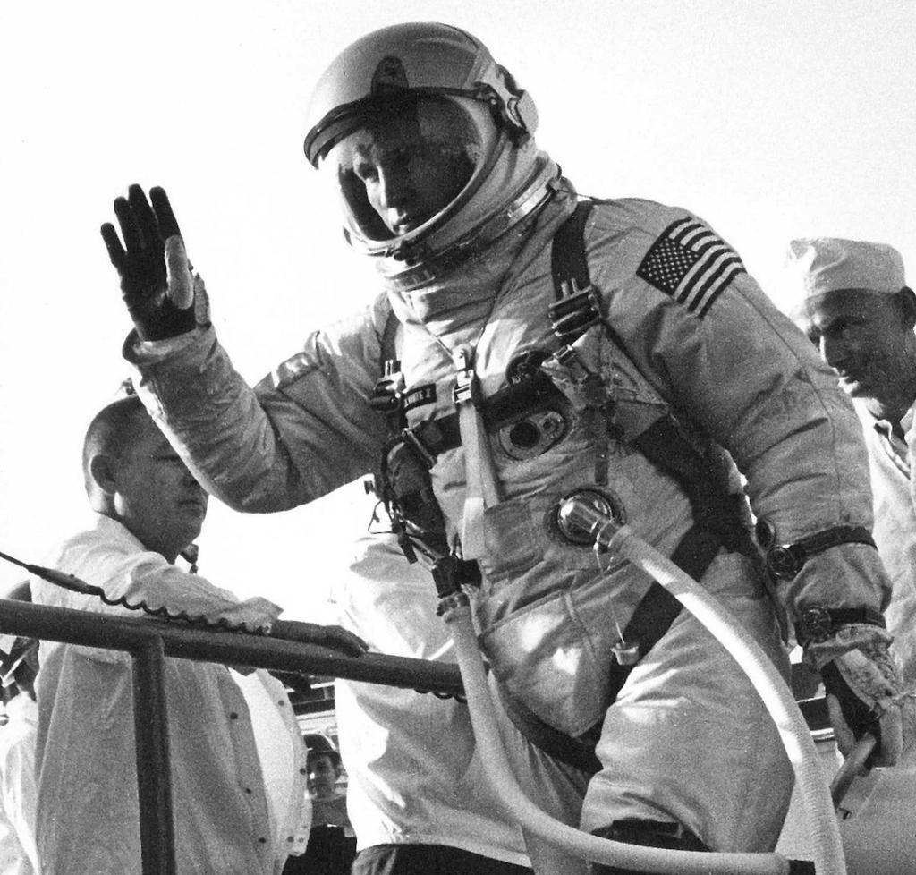 Edward White - Gemini 4 Mission