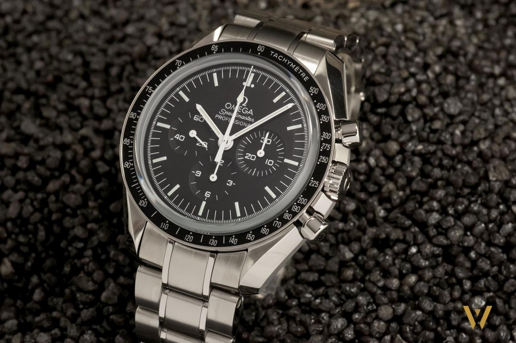 Get into the Omega Speedmaster Moonwatch