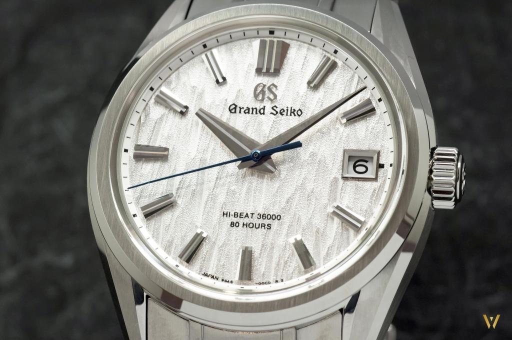 Discover the Grand Seiko SLGH005 Hi-Beat Series 9