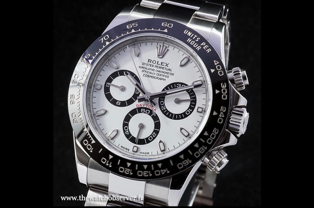 Automatic chronograph - Rolex Daytona 116500LN