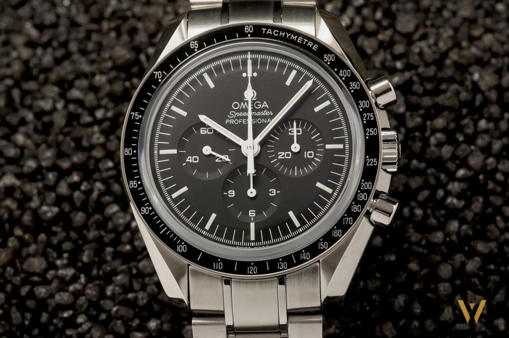 A legible dial - Omega Speedmaster Moonwatch