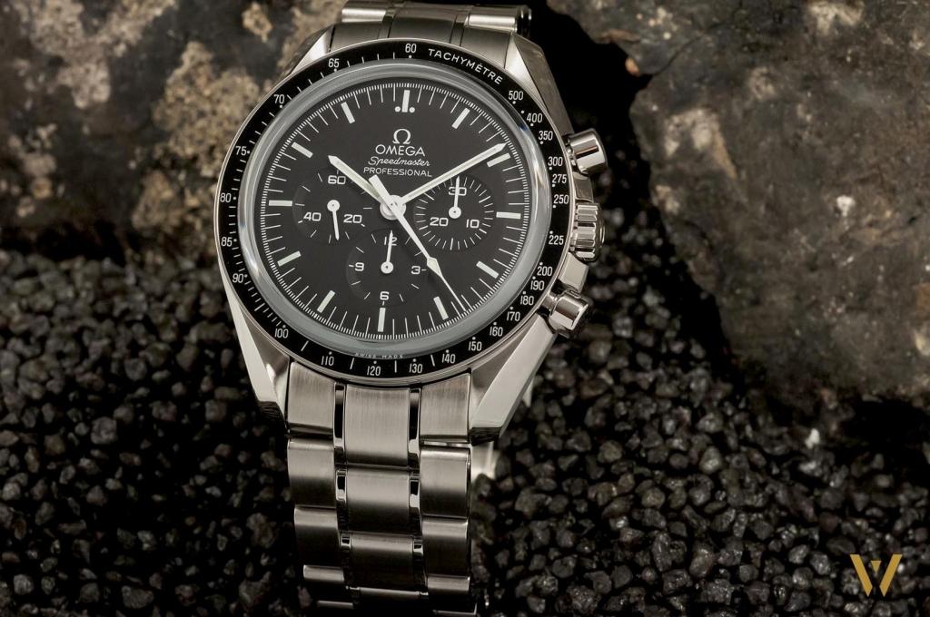 Omega Speedmaster Moonwatch: a legendary chronograph