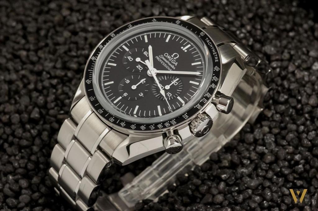 Legendary chronograph: Omega Speedmaster Moonwatch