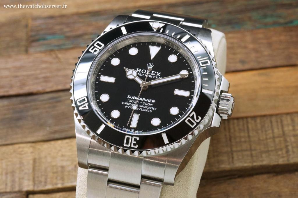 Rolex Sub No Date 2020 version