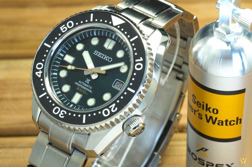 Diver's watch Seiko Prospex SLA047