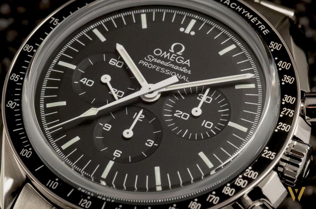 Tricompax chronograph Omega Speedmaster Moonwatch