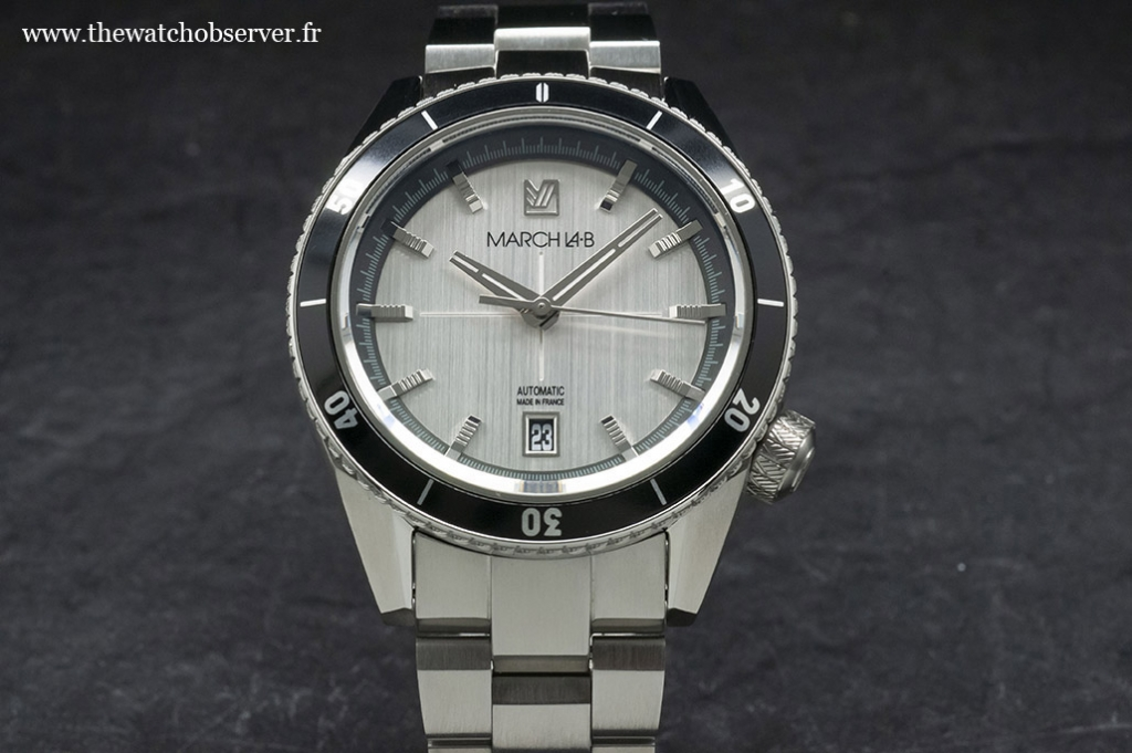 Watches Made in France - March LA.B Bonzer Double