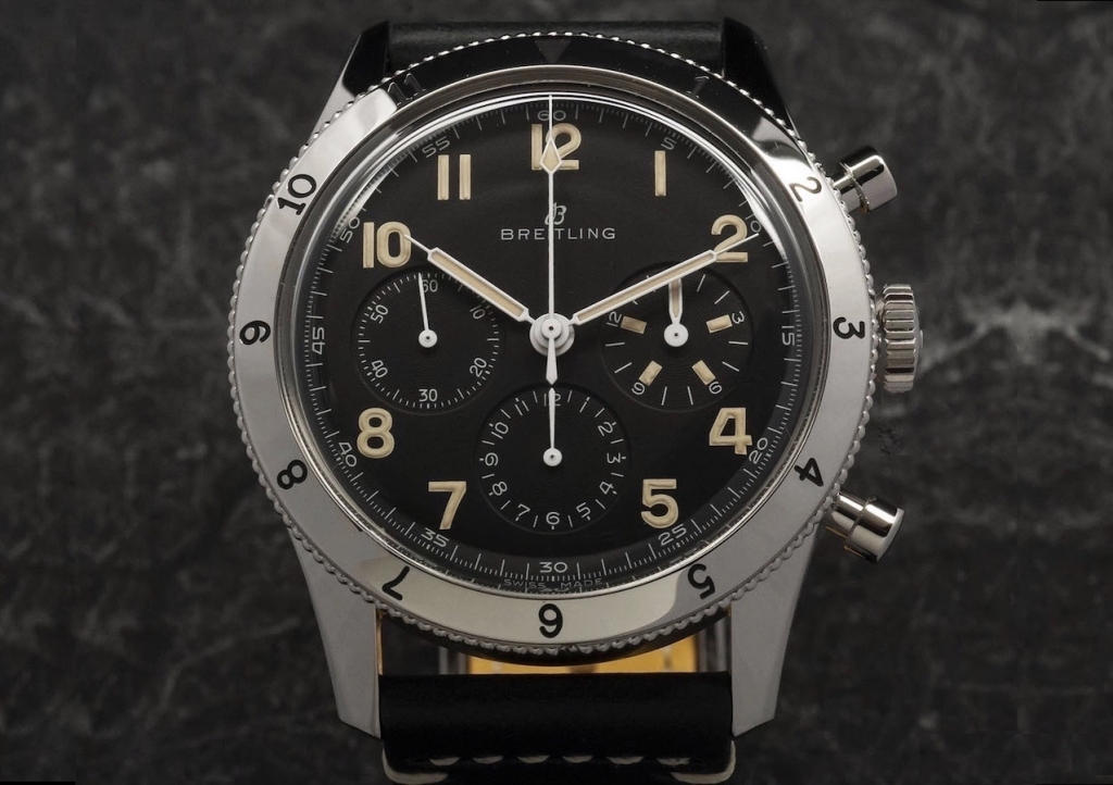 Breitling AVI 765 1953 Re-Edition: a gorgeous chronograph
